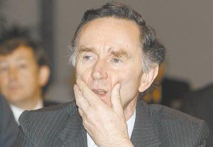 Ministro de Estado para Comercio e Inversión. (Agencias)