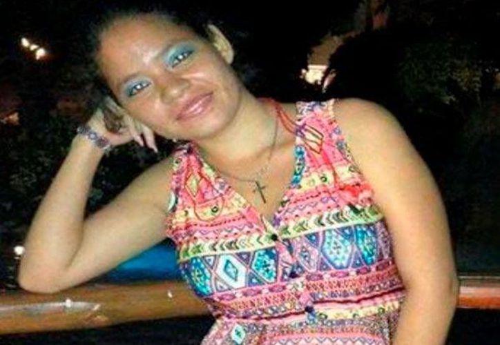 Zitlaly Ruby Buenfil Lugo de 26 años fue vista por última vez a fines de diciembre de 2017. (Milenio Novedades)