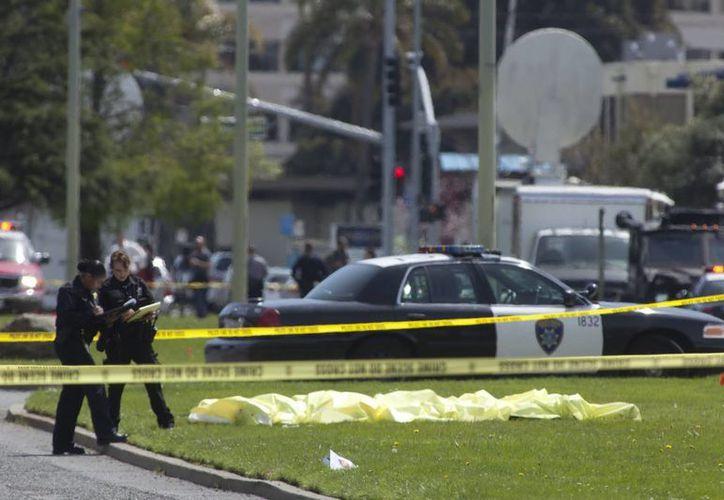 Tres personas resultaron heridas. (Archivo/EFE)