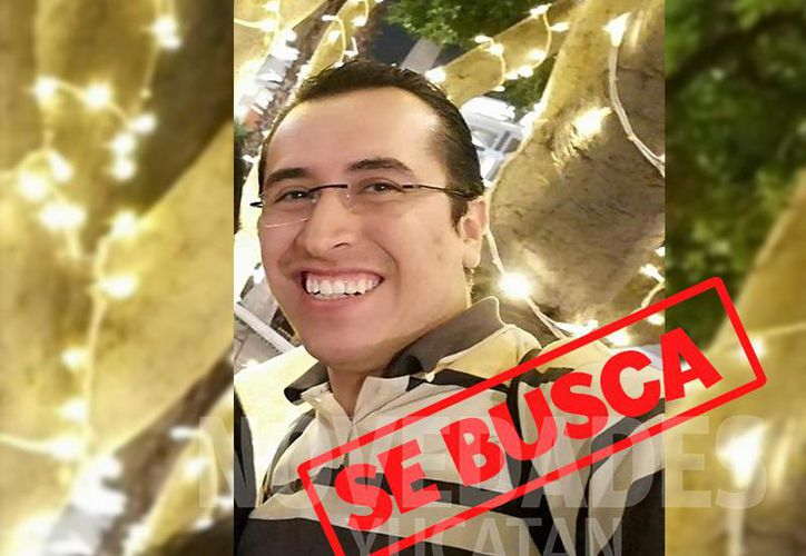 Rubén Méndez Ortiz era buscado por todo el país. (Novedades Yucatán)