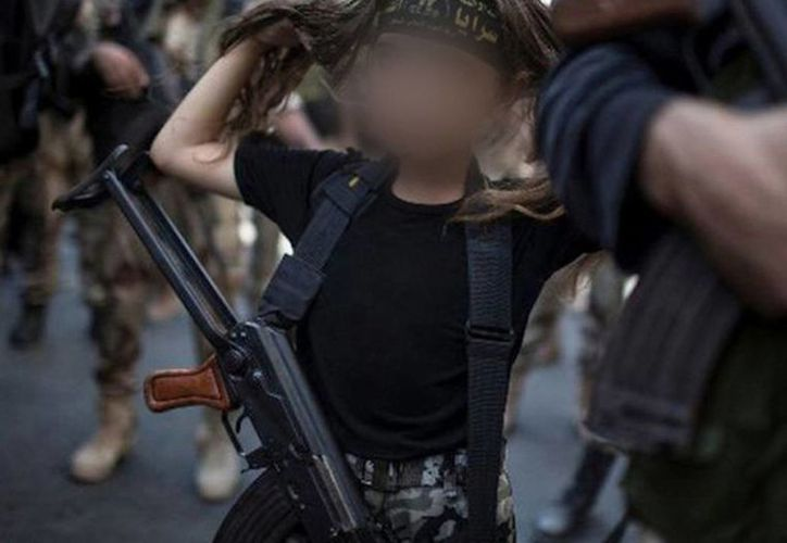 La ejecución de cinco mujeres por parte de una niña de 12 años fue dada a conocer por medios locales iraquíes. Fotos de contexto. (Archivo/Agencias)
