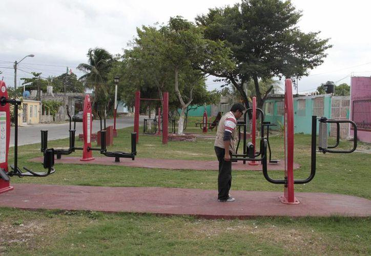 Los predios fueron destinados para mejorar la infraestructura urbana con la creación de parques, espacios deportivos o sitios de recreación públicos. (Tomás Álvarez/SIPSE)