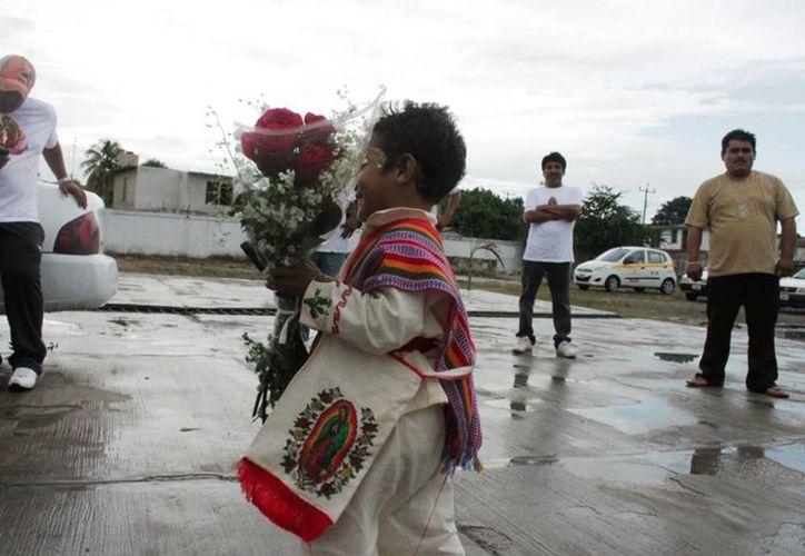 En comparación al año pasado, la situación y las festividades se vivieron de manera diferente. (Edgardo Rodríguez/SIPSE)