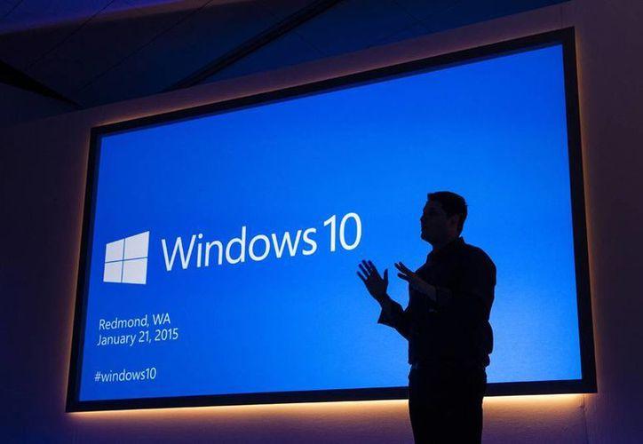 Imagen de la presentación de Windows 10 en Redmon, Washington, el pasado mes de enero. (microsoft.com)