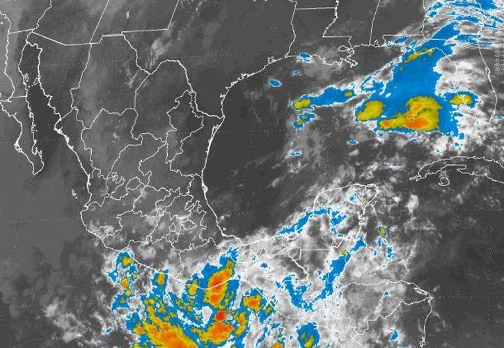 Para hoy se esperan vientos con tormentas matinales en Chetumal. (Conagua)