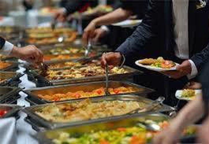 Casi todos los hoteles de Las Vegas ofrecen  buffets libres a sus clientes. (Contexto/Internet)