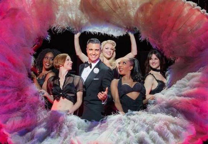 Jaime Camil en el elenco del musical 'Chicago', que se estrenará en Broadway el 31 de mayo. (variety.com)