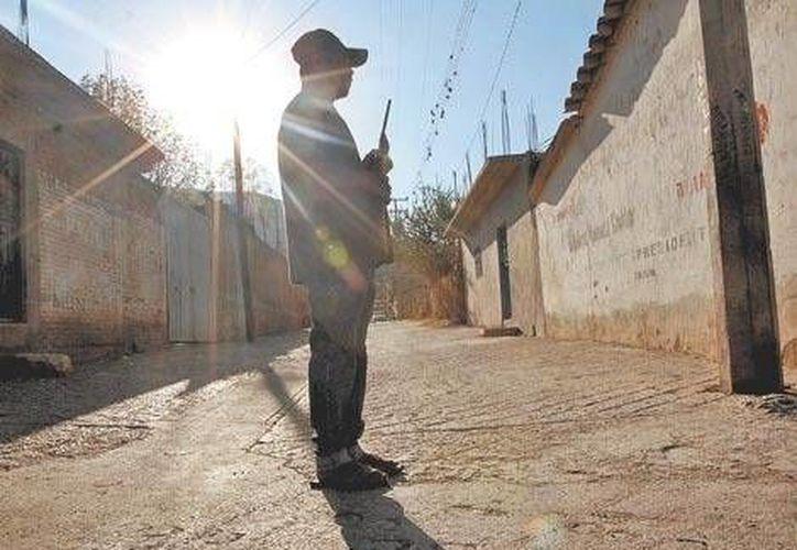 Los grupos de autodefensa de Guerrero combaten toda clase de delitos. (Milenio)
