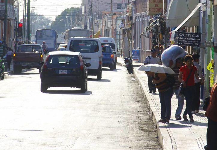 En Mérida se registró una temperatura de 43.3 grados centígrados. (Milenio Novedades)