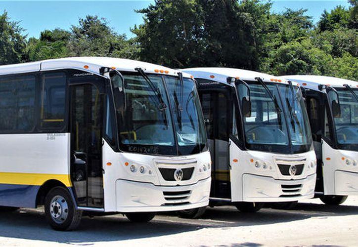 Las rutas que cubrirá la nueva empresa serán las de Calderitas directo, con cuatro unidades.