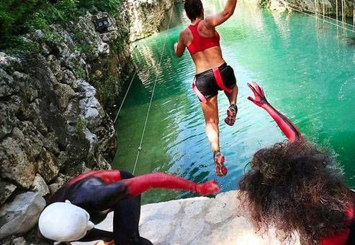 Los obstáculos pondrán aprueba la habilidad, fuerza, resistencia y valentía de los participantes. (Foto/xplorbravestrace.com)