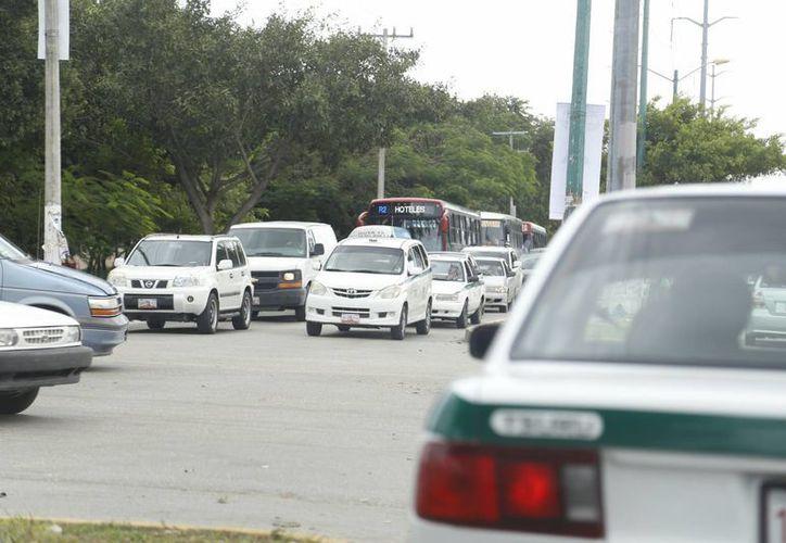 Informan que esto beneficiará el flujo de personas en la región y el movimiento vehicular. (Israel Leal/SIPSE)