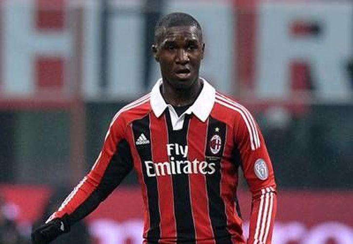 Zapata ya jugó para el AC Milan 23 partidos de liga. (futbolargentino.com/Archivo)