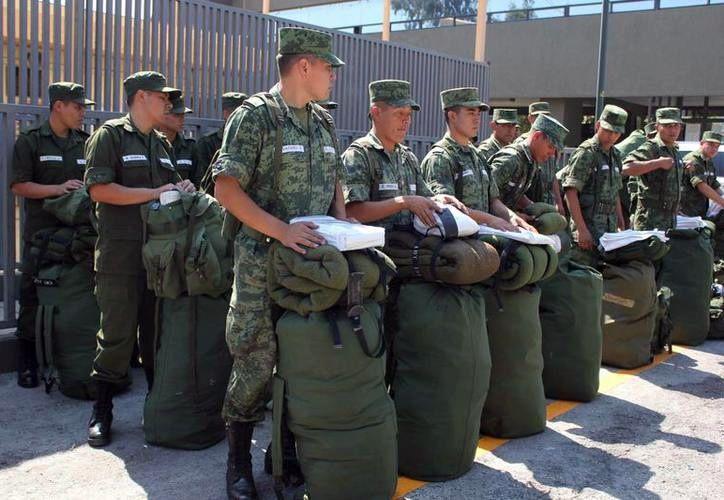 El plan presidencial de establecer la Guardia Nacional contempla dividir a Yucatán en dos regiones,. (Foto: Novedades Yucatán)