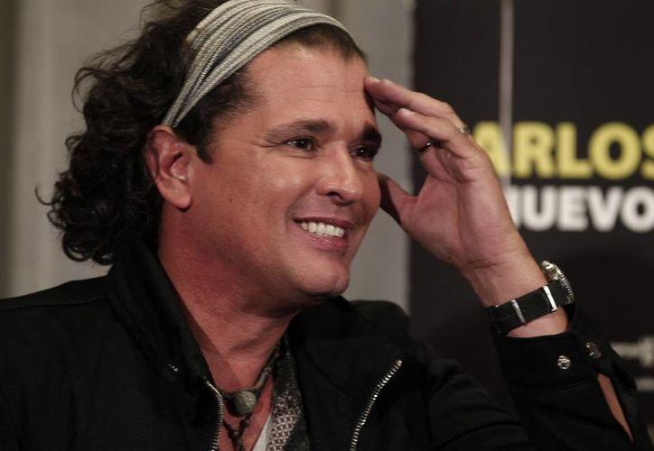 """Vives se encuentra convencido de que este álbum lo consolida como """"el historiador de la música colombiana"""". (Archivo/Notimex)"""