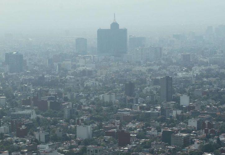 En la delegación Gustavo A. Madero se registró una concentración de contaminantes en el aire de 155 puntos. (Archivo/Notimex)