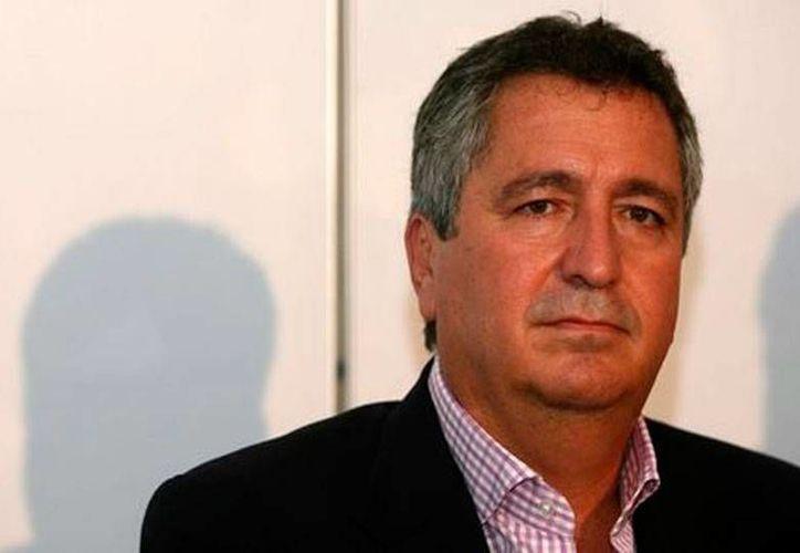 Jorge Vergara, propietario de Chivas, dice que no hay vuelta de hoja en la separación de Angélica Fuentes como directora de grupo Omnilife. (Milenio Digital)