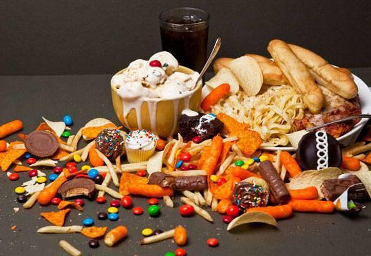 Los científicos creen que la adicción a los alimentos puede desempeñar un papel importante en la obesidad, pero las personas de peso normal también se pueden ver abocadas a la adicción a determinadas comidas. (El Universo)