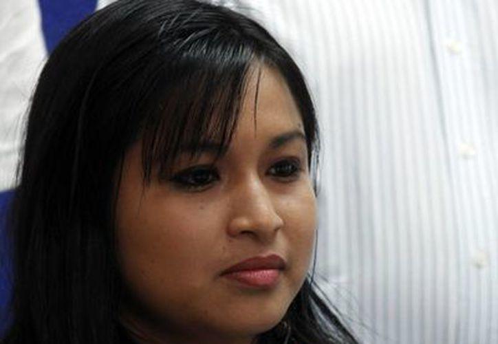 La alcaldesa de Tinum, Natalia Mis, enfrenta un proceso de juicio político ante el Congreso del Estado. (SIPSE)