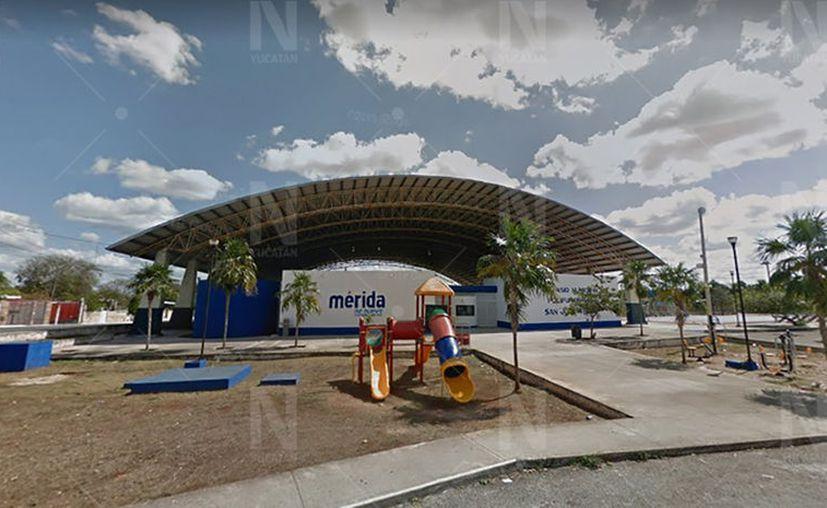 Las unidades deportivas se mantienen cerradas. (Novedades Yucatán)