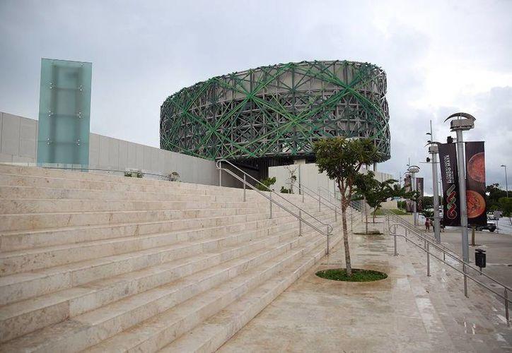 El Gran Museo del Mundo Maya de Mérida obtuvo la distinción el pasado sábado durante la entrega del Premio a los Destinos Culturales más destacados del mundo. (Milenio Novedades)