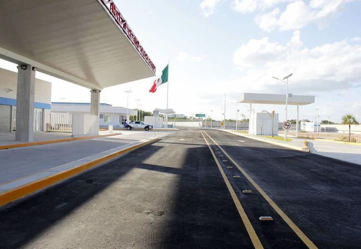 La Senasica invertirá el próximo año seis millones 300 mil pesos en el reforzamiento y operación de Puntos de Verificación Interna. (Edgardo Rodríguez/SIPSE)