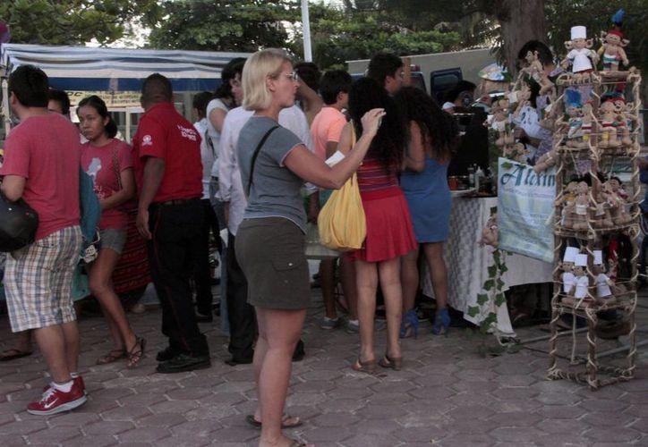 Los visitantes sufren accidentes afuera o adentro del hotel. (Tomás Álvarez/SIPSE)