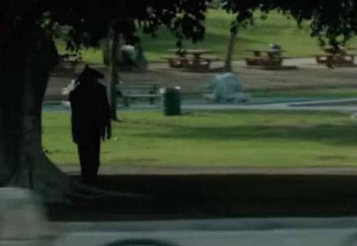 Escena del breve clip de video que AMC subió como avance de Fear The Walking Dead, precuela de la The Walking Dead. (YouTube/Fear The Walking Dead And More)