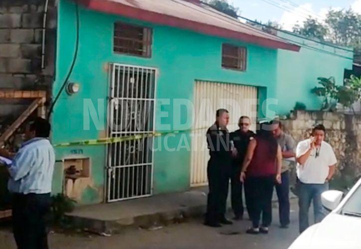 Un presunto homicidio irrumpió la paz en el barrio de Sisal de Valladolid. (Novedades Yucatán)