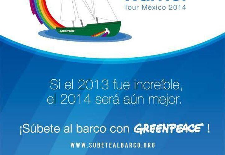 (Facebook/Greenpeace México)