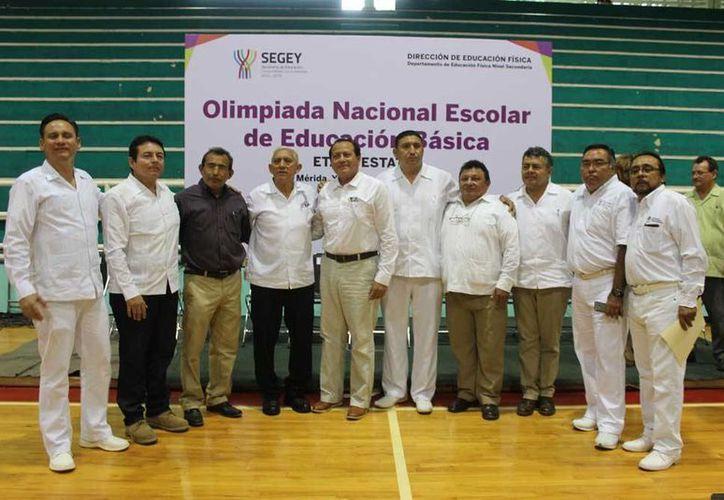 Este miércoles se llevó a cabo en Mérida la inauguración de la fase estatal de los Juegos Deportivos Escolares de Educación Básica. (Milenio Novedades)