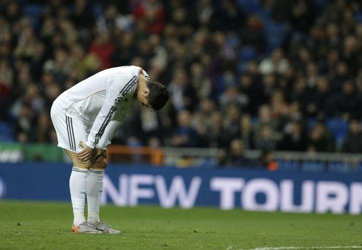Cristiano Ronaldo se perderá el partido contra la Real Sociedad este sábado. (Agencias)