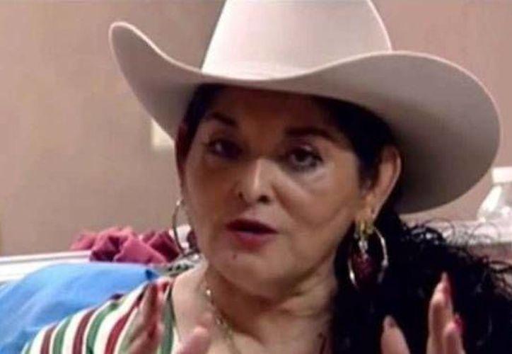 Chayito Valdez será recordada por temas como 'Besos y cosas', 'Una noche me embriagué', 'La silla vacía' y 'Mi soldadita'. (Imagen tomada de debate.com)