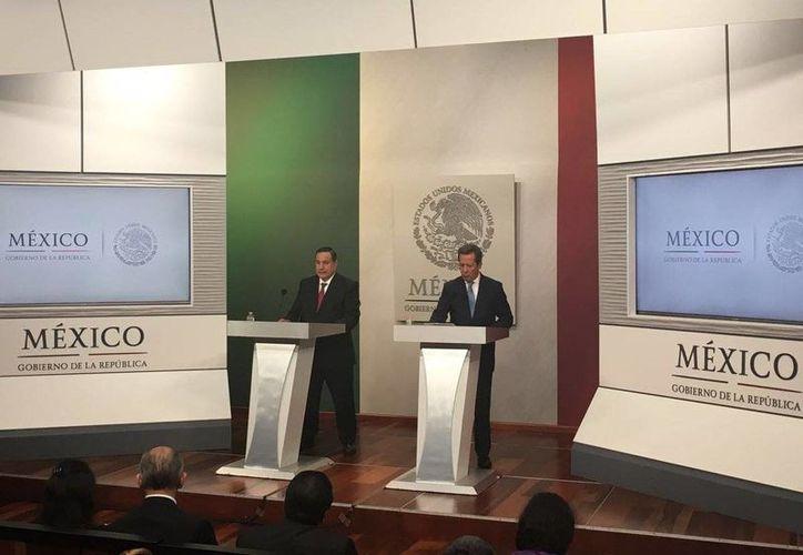 El Presidente Enrique Peña Nieto, será el encargado de promulgar el decreto Anticorrupción. (Redacción/SIPSE)