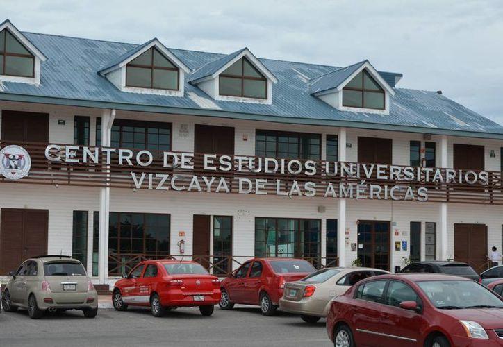 La Universidad Vizcaya de las Américas hizo el trámite para solicitar su Reconocimiento de Validez Oficial de Estudios ante la Federación. (Gerardo Amaro/SIPSE)