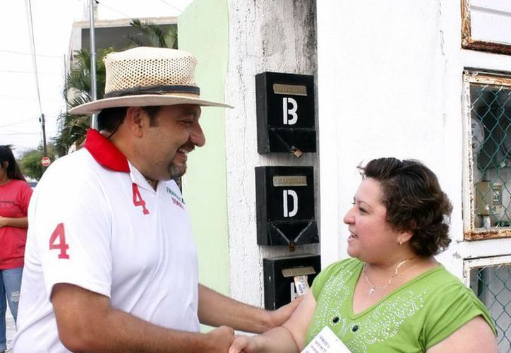 'Panchito' recorre las calles. (Milenio Novedades)