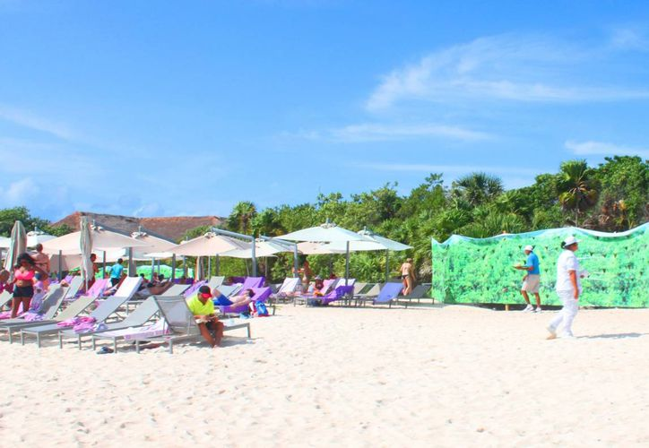 Impulsan el turismo en la Riviera Maya con más inversión. (Daniel Pacheco/SIPSE)