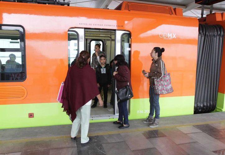 El jefe de gobierno de la Ciudad de México ordenó que se mantenga el precio actual del boleto del Metro. (Archivo/Notimex)