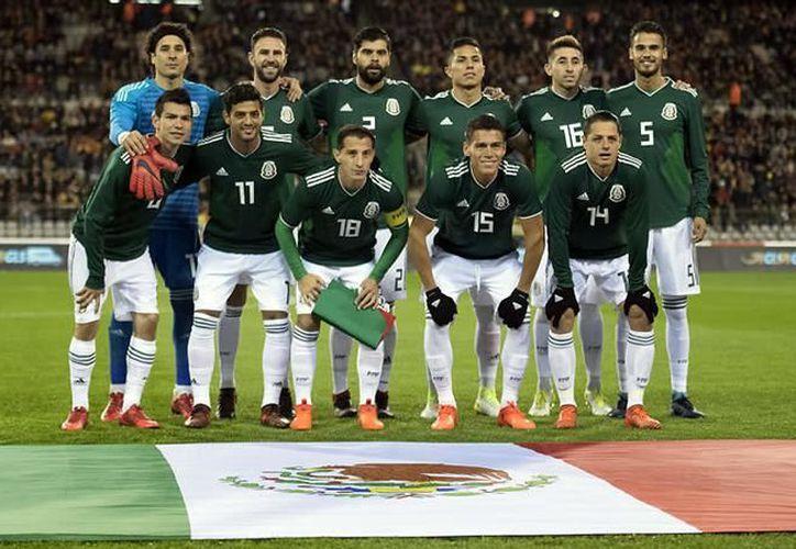 México jugará su primer partido del Mundial Rusia 2018 contra Alemania. (Foto: Imago7)