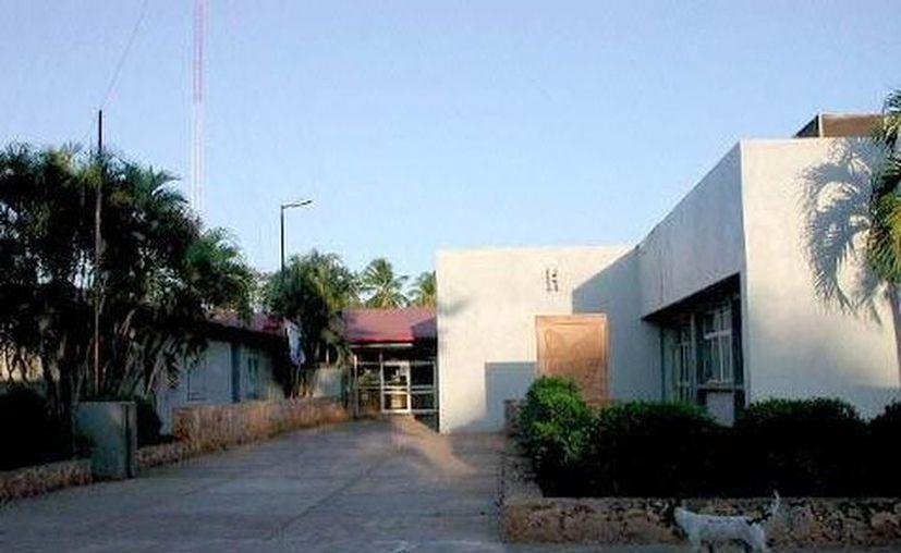 El suicida fue trasladado herido de la cara al Hospital General de Tekax. (Archivo/Sipse)