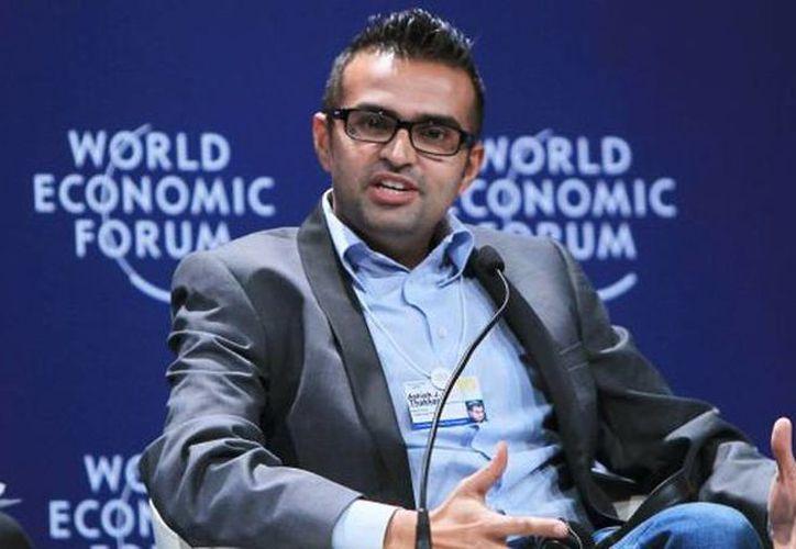 Ashish Thakkar es el fundador y director general de The Mara Group. (forbes.com)