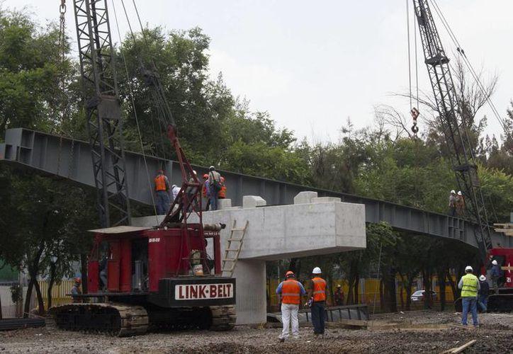 La construcción del segundo piso de la autopista Méxicp-Puebla tendrá un costo de 10 mil millones de pesos. (Archivo/Notimex)