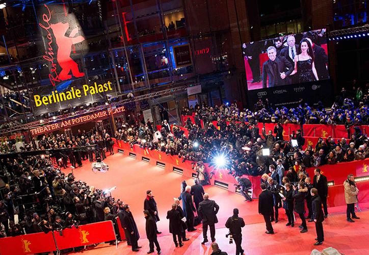 La Berlinale se celebra desde hoy y hasta el 25 de febrero (Agencias).