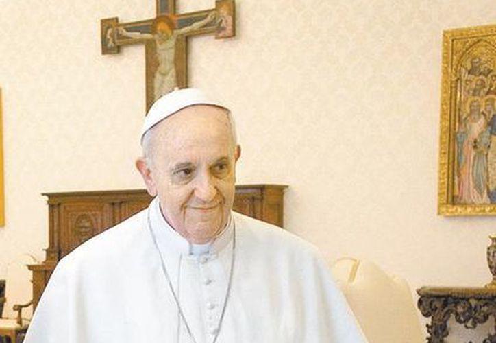 El cardenal argentino Jorge Bergoglio, hoy papa Francisco. (Milenio)