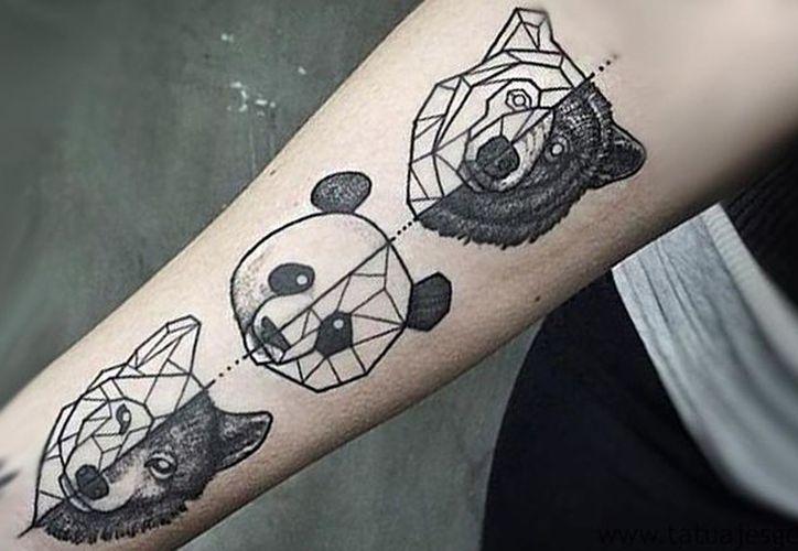 Hacerse un tatuaje es una gran responsabilidad. (Tatuajes geniales)