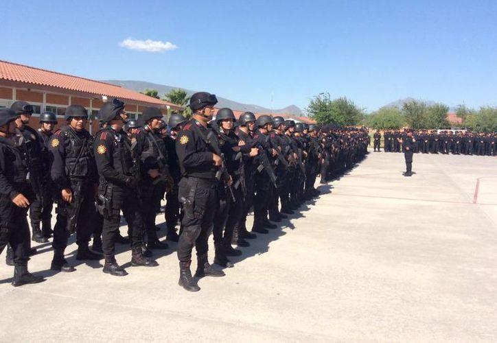 El gobernador de Nuevo León, Jaime Rodríguez Calderón, admitió que Nuevo León tiene un rezago de uniformados estatales. (facebook.com/JaimeRodriguezElBronco)