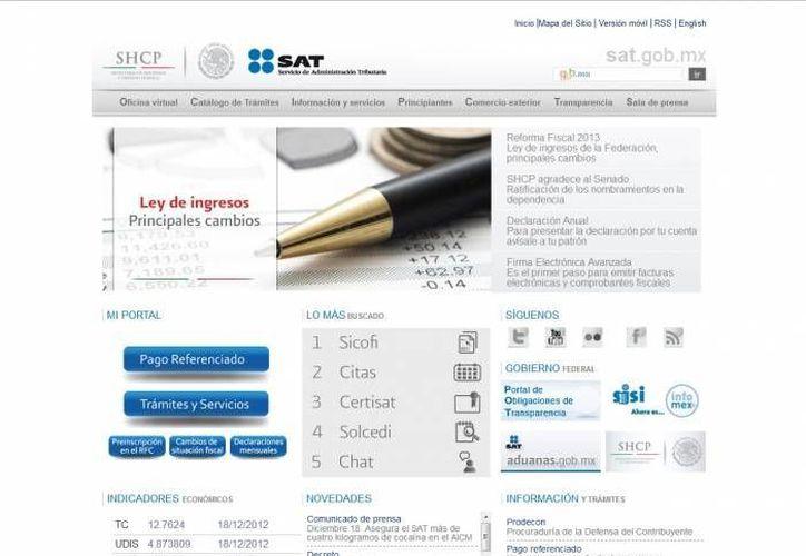 Hasta el momento se han emitido más de 7 mil millones de facturas electrónicas. (Archivo/SIPSE)