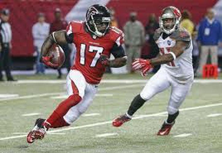 La temporada de los Falcons ha terminado  ante los Patriots (Foto: ESPN)