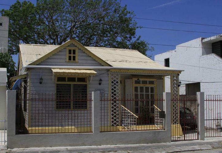 Las casas de madera en la actualidad son muy caras, así como su mantenimiento. (Paloma Wong/SIPSE)