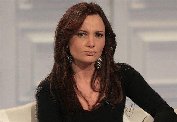 Elisa Toti es una de las tantas mujeres que participaban en las exóticas fiestas de Silvio Berlusconi. (style.it)